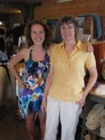 Gaspereau Valley Fibres Manda and Brenda.JPG