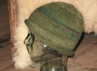Simple Roll Brim Hat